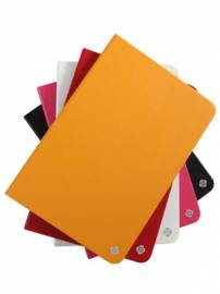 Phu kien iPhone - Bao da iPad Air xoay 360 độ Totu Kiss Me Leather Case